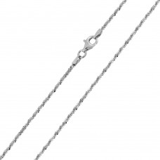 Wholesale Sterling Silver 925 High Polished Roc 060 Chain - CH514
