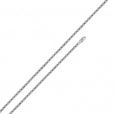Wholesale Sterling Silver 925 High Polished Rope 030 Chain 1.3mm - CH522