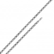 Wholesale Sterling Silver 925 High Polished Rope 070 Chain 3.2mm - CH527