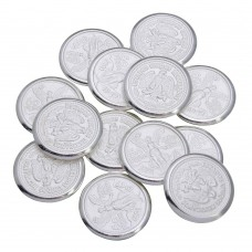 Wholesale Sterling Silver 925 Centenario 13 Wedding Coins Arras - JCA082-1