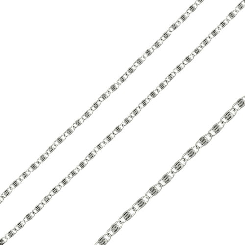 Wholesale Stainless Steel Designed Link Chain - SSC007