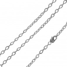 Wholesale Stainless Steel Link Chain 6.3mm - SSC010
