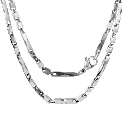 Wholesale Stainless Steel Bullet Chain - SSC015