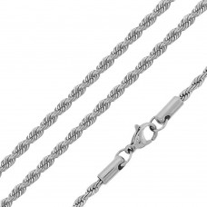 Stainless Steel Rope Chain 5mm - SSC072