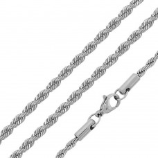 Wholesale Stainless Steel Rope Chain 6mm - SSC073