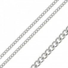 Stainless Steel Curb Chain 6mm - SSC082