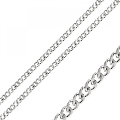Wholesale Stainless Steel Curb Chain 6mm - SSC082