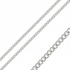 Stainless Steel Curb Chain 5mm - SSC083