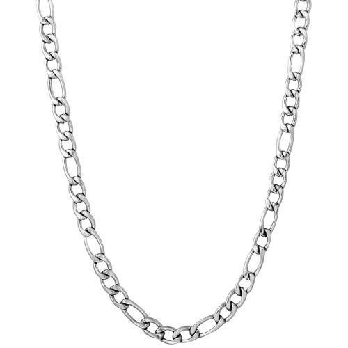 Wholesale Stainless Steel Figaro Chain Link 5.7mm - SSC085