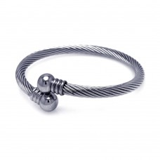 Wholesale Stainless Steel Bangle Bracelet - SBB00010