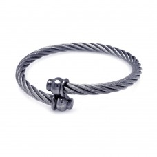 Wholesale Stainless Steel Bangle Bracelet - SBB00013