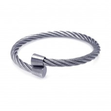Wholesale Stainless Steel Bangle Bracelet - SBB00016