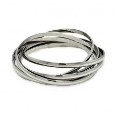 Wholesale Stainless Steel Bangle Bracelet - SBB00023