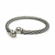 Wholesale Stainless Steel Bangle Bracelet - SBB00025