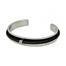 Wholesale Stainless Steel Bangle Bracelet - SBB00027