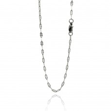Stainless Steel Diamond Cut Chain - SSC013