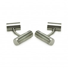 Wholesale Stainless Steel 925 Bar Cufflinks - SCU00005