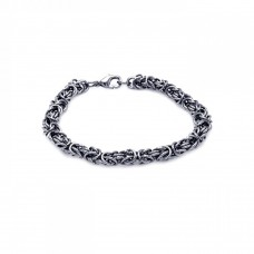 Wholesale Stainless Steel Chain Link Bracelet - SSB00131