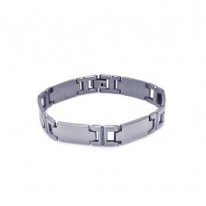 Wholesale Stainless Steel High Polish Link Bracelet - SSB00143