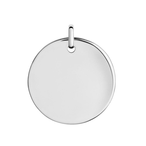 Sterling Silver Engravable Pendants