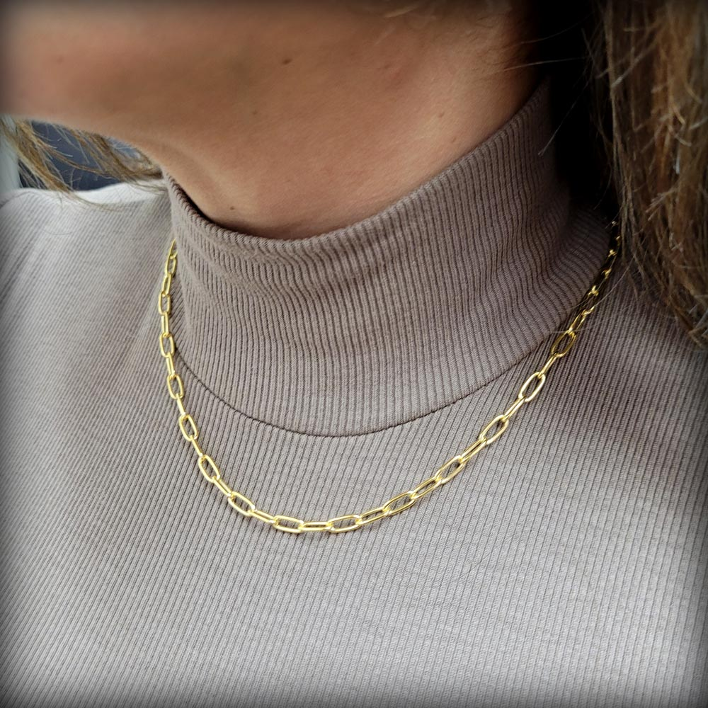 Paperclip Chain