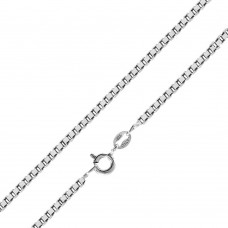 Wholesale Sterling Silver 925 High Polished Box 040 Chain 1.7mm - CH737B