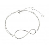 Wholesale Silver .925 Ladies Jewlery Bracelet stb00496rhd