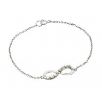 Wholesale Silver .925 Ladies Jewlery Bracelet bgb00196