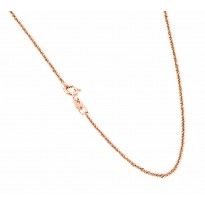 Wholesale Silver Gold Plated Chains .925 Sterling roc030rgp