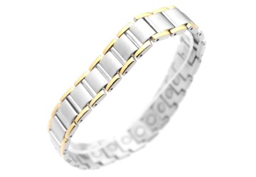 Men's Stainless Steel Bracelet ssb00219