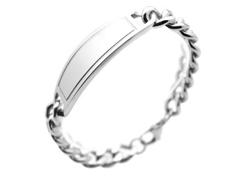 Men's Stainless Steel Bracelet ssb00246