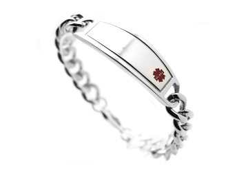 Men's Stainless Steel Bracelet ssb00247