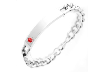 Men's Stainless Steel Bracelet ssb00249