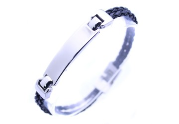 Men's Stainless Steel Bracelet ssb00251