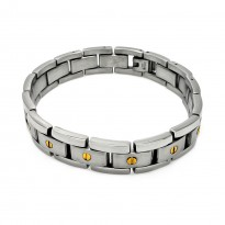 Wholesale Steel Mens Bracelet 316L Stainless Steel Jewelry ssb00182