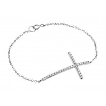 Wholesale Silver Ladies Bracelet bgb00146